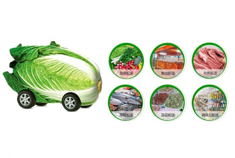 食材配送更保鲜食堂管理承包更专业为你提供一个健康的饮食文化