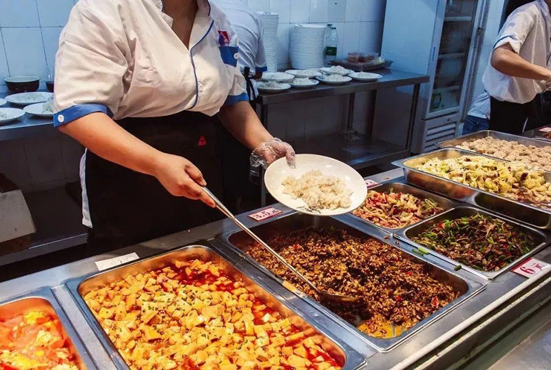 卫生状况是食堂采购管理食材配送全过程中最重要一环